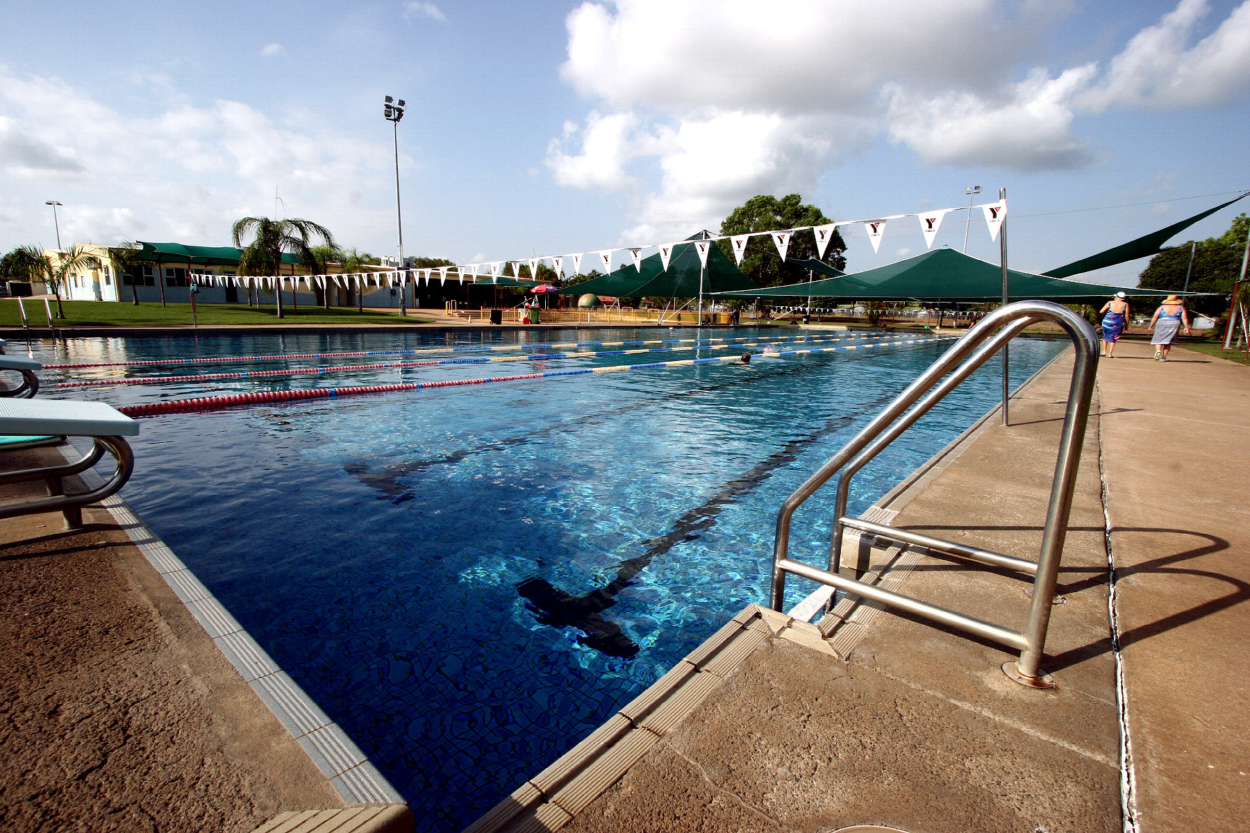 Katherine Aquatic Centre Reopening